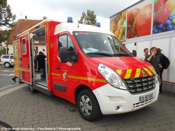 VSAV 2 Strasbourg Nord