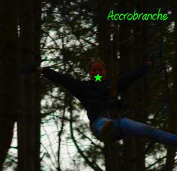 accrobranche :D