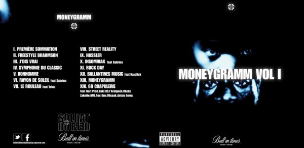 MONEYGRAMM VOL 1
