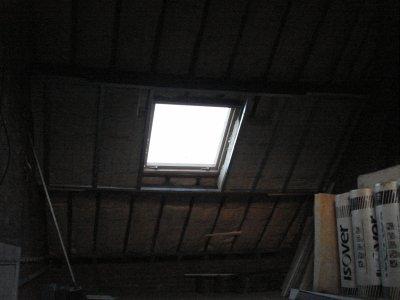 isolation du grenier blog de renovation teletubize. Black Bedroom Furniture Sets. Home Design Ideas