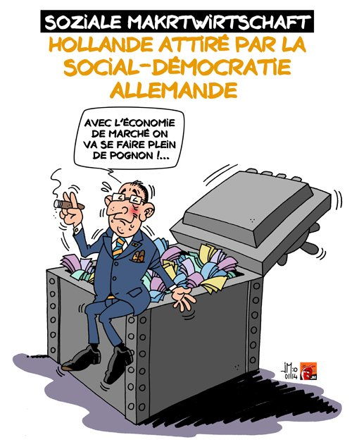 Hollande et la social-démocratie !...
