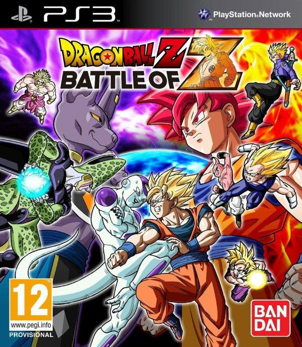 Select jeux ps3 (suite) spécial manga/anime