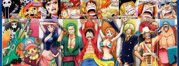 Sommaire de la fanfiction One Piece
