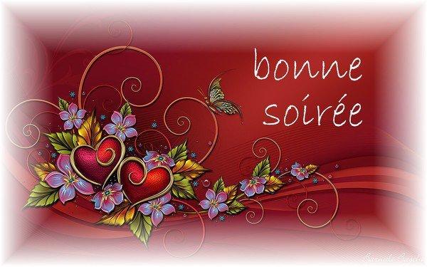 bonsoir à tous mes amis(e)s ! je vous souhaite une belle soirée ... une bonne et douce nuit  ...bisous Josie