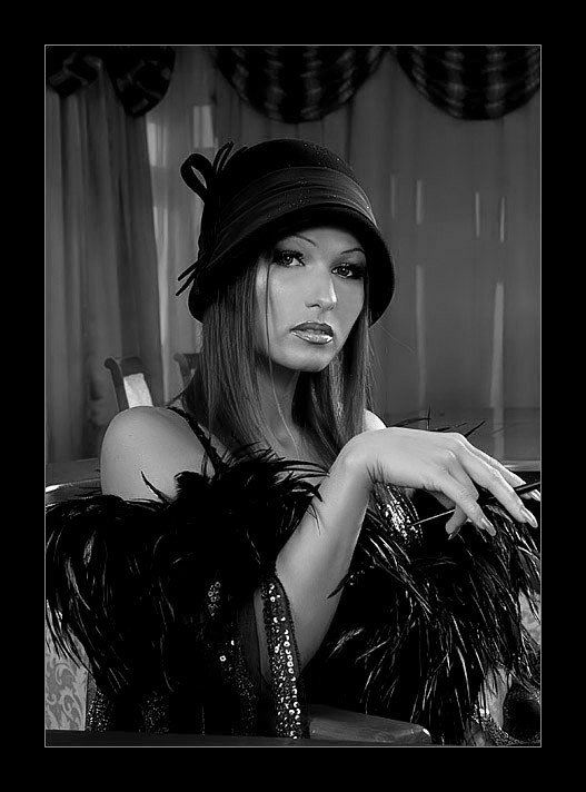 Articles de viviane08 tagg s belles femmes noir et blanc nature - Photo noir et blanc femme de dos ...