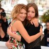 Léa Seydoux et Adèle Exarchopoulos s'en prennent à Christine Boutin