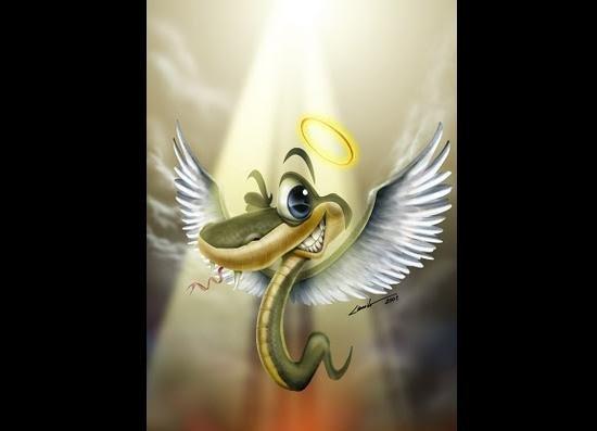 mon ange de lumiere!