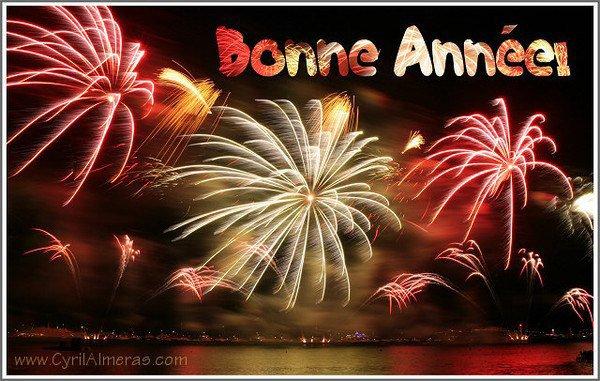 BONNE ET HEUREUSE ANN�E  ANN�E