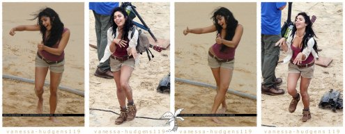 Vanessa Hudgens dans Journey 2 :: The Mysterious Island