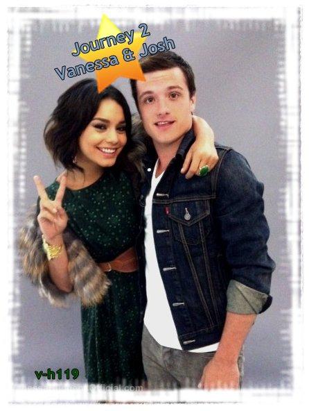 Souvenir : Josh & Vanessa