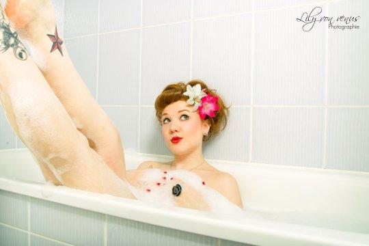 Shooting photo début avril par Lily Von Venus
