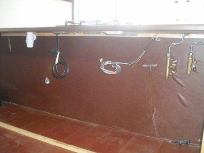 raccordement eau gaz et electricit sou plan de travail blog de lioche30. Black Bedroom Furniture Sets. Home Design Ideas