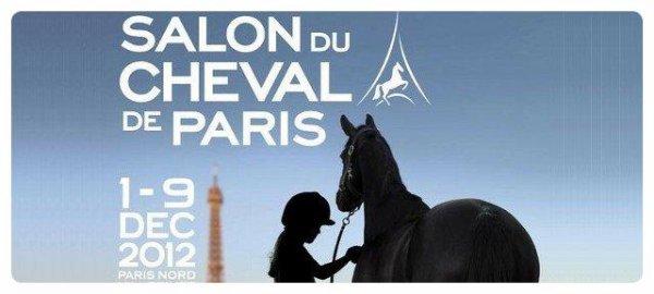 Le salon du cheval de Paris 2012