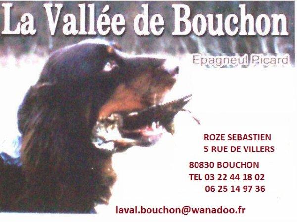 LA VALLEE DE BOUCHON