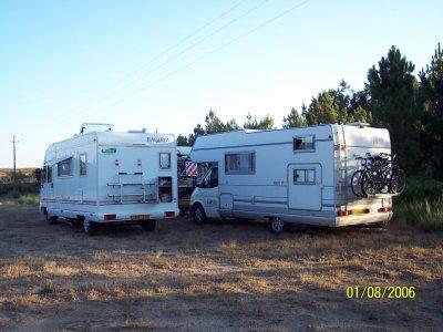 voyage au portugal 2006 en camping car 3 nos passions. Black Bedroom Furniture Sets. Home Design Ideas