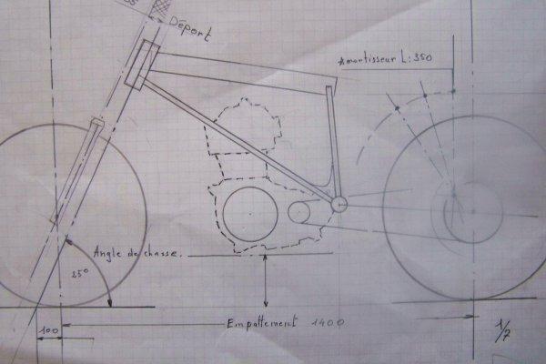 technique moto la suspension arri re motoclassic. Black Bedroom Furniture Sets. Home Design Ideas