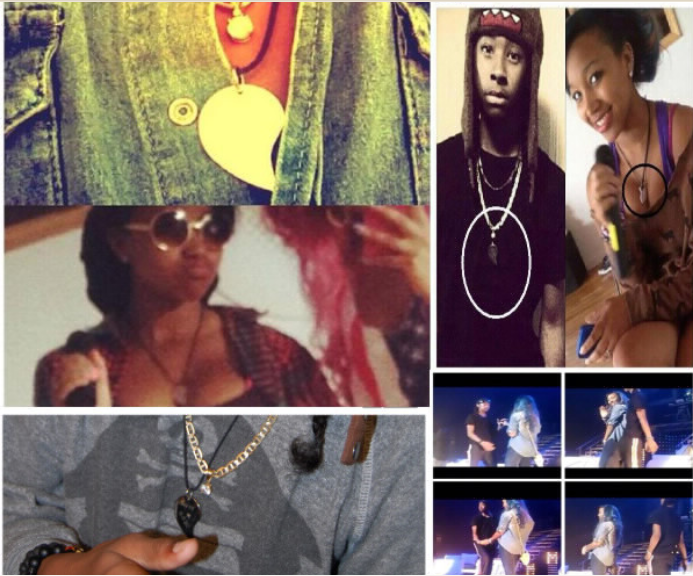 The gallery for --> Zonnique Pullins And Ray Ray Kissing Zonnique And Ray Ray Kissing