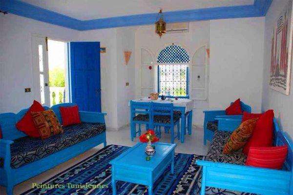 Maison arabe architecture tunisienne ameni amine7985 for Maison traditionnelle tunisienne