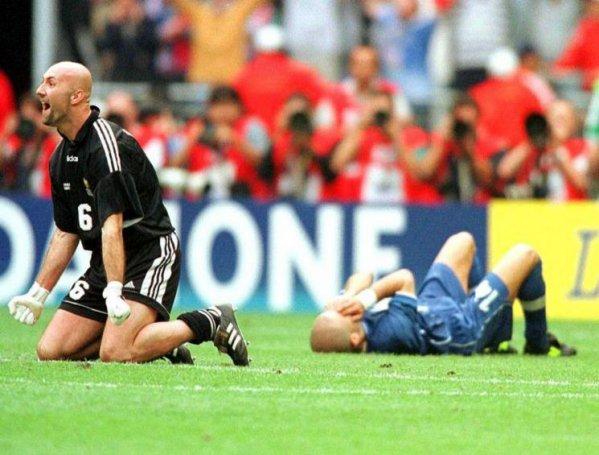 1998 1 4 finale coupe du monde 98 france italie celui qui se perd dans sa passion est - France 98 coupe du monde ...