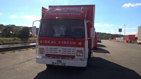 cirque armanzo a tamines