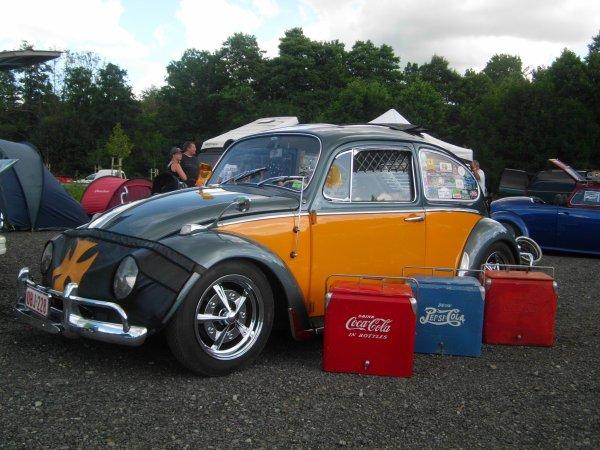 VW Bug Show 2016