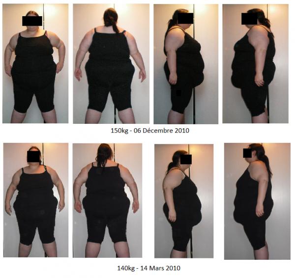 Perdre du poids seroquel
