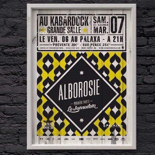 Mighty Lion LoJamaikin - 1er Partie Alborosie au Kabardock