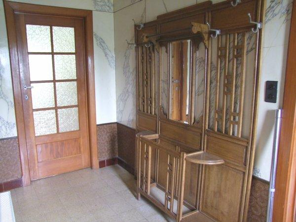 hall entr e interieur maison. Black Bedroom Furniture Sets. Home Design Ideas