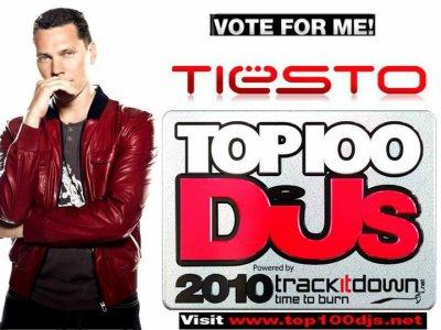 Vote Pour Tiesto Sur Top 100 Djs