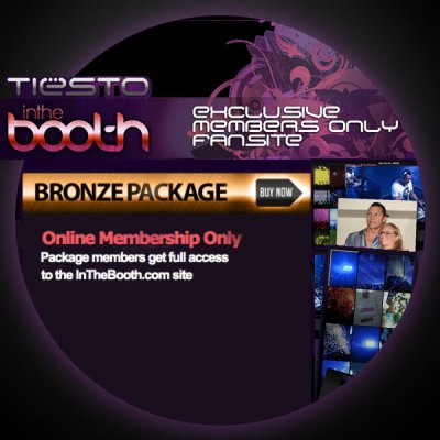 In The Booth Fan Club - Bronze Package