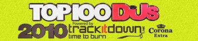 Top 100 DJs / 3. Tiësto - 2010