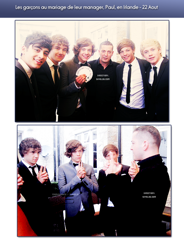Plutôt quel One Direction ?