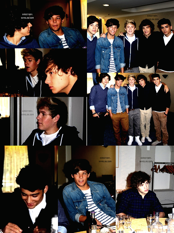 Got to be you + Interview pour BBC et Bring 1D to me