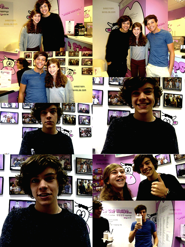 Gotta Be You + Harry Styles & Louis Tomlinson + Victoria Justice
