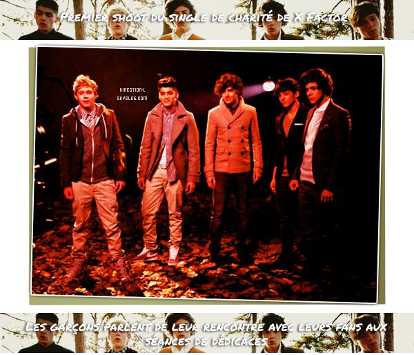 Interviews + X Factor