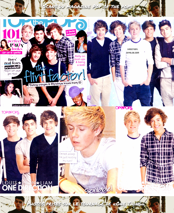 Scans + One Thing