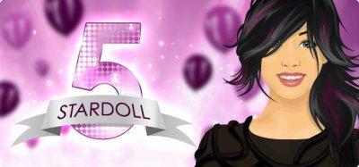 5eme Anniversaire de Stardoll !