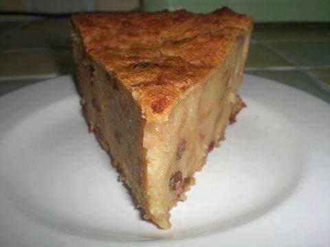 recette du pain d'chien ou//pudding//