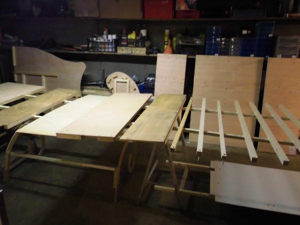 cr ation d 39 un traineau 3d part ii illumination de noel. Black Bedroom Furniture Sets. Home Design Ideas