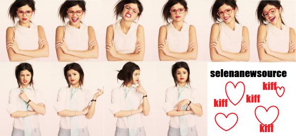 nouveau photoshop de selena +image de son nouveau clip et vid�o+photos