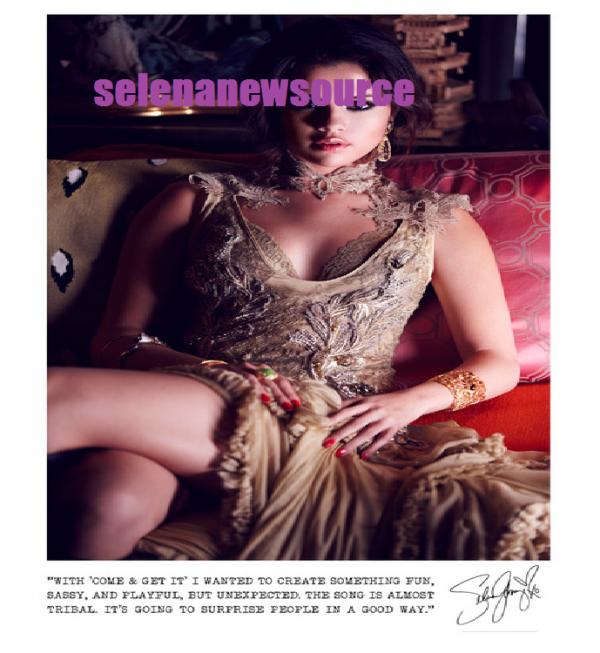 selena a rendez vous en studio + nouvelle video et nouvelle image