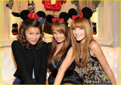 Les filles parfaites !