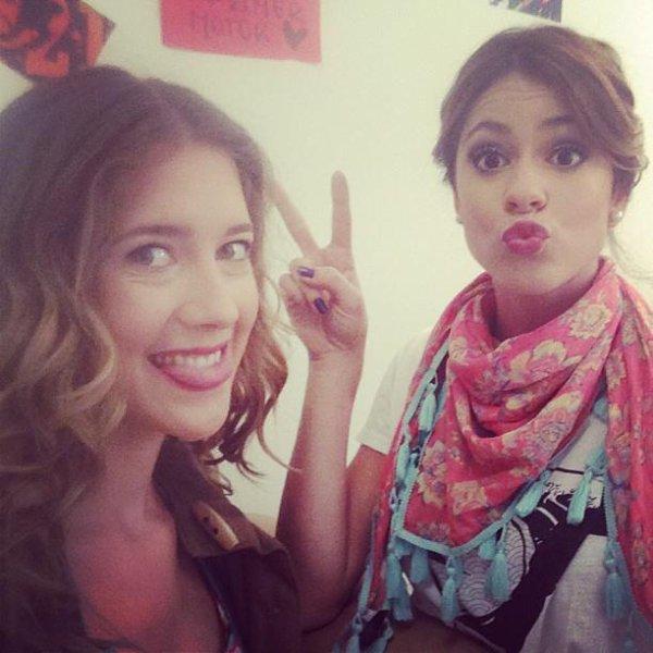 Clara et Martina