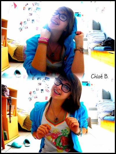 - Chlo� B.