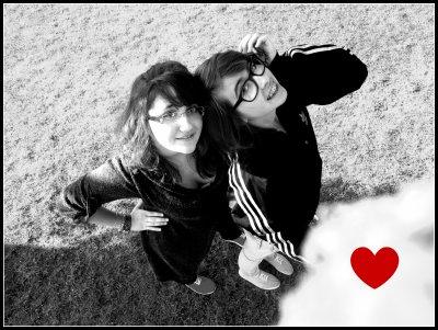 - Ma meilleure amie, la seule & l'unique. ♥.