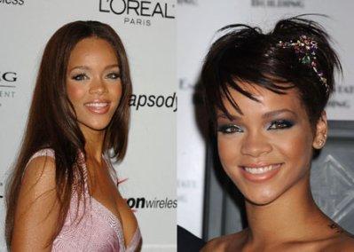 Rihanna avant apres blog de star pref - Rihanna avant apres ...