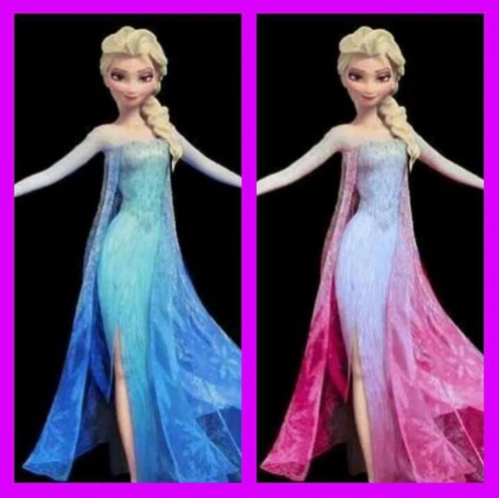Frozen la reine des neiges elsa fashion disney princess