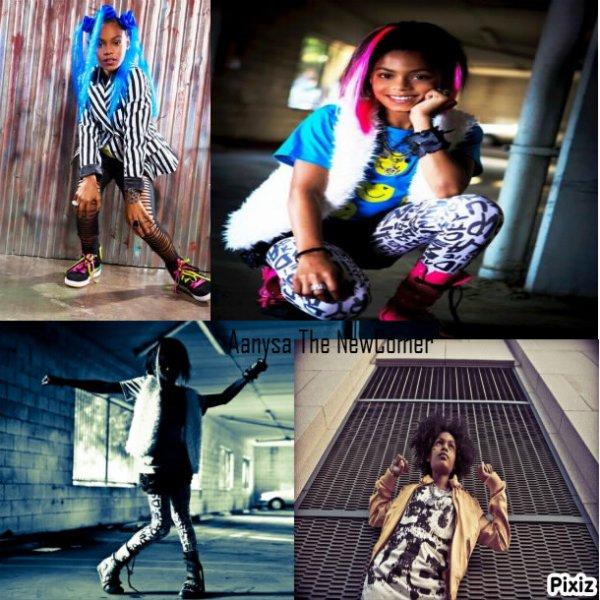 Quelques photos d'Aanysa