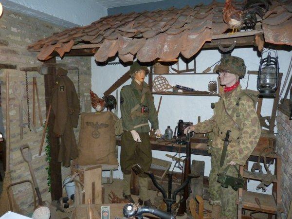 visite au mus�e du souvenir a Mal�ve