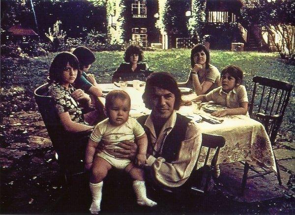 Salvatore en Famille .